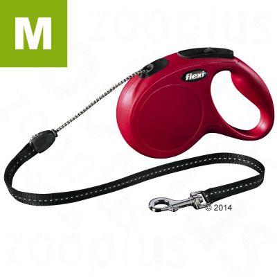 flexi New Classic Cord Medium, 5 m, rött – LED Lighting System