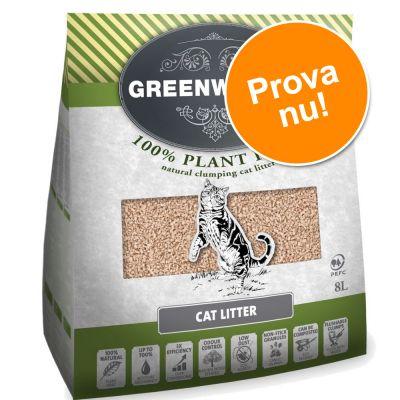 Provpack Greenwoods Plant Fibre – Provpack: 8 l (ca 3,4 kg)