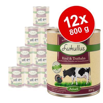 Lukullus 12 x 800 g - mix