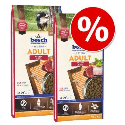 Dubbelpak: bosch - Mini Adult Lam & Rijst (2 x 15 kg)