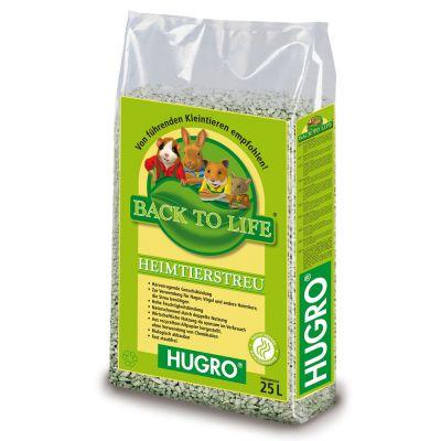 Hugro Back to Life -selluloosakuivike - 2 x 25 l