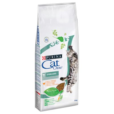 Cat Chow Adult Special Care Sterilised - 15 kg