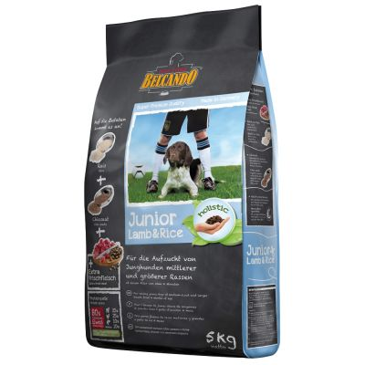 Belcando Junior Lamb & Rice - 15 kg