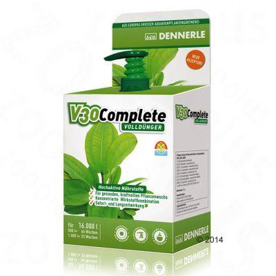 Dennerle V30 Complete komplettgödning – 100 ml, för 3200 l vatten