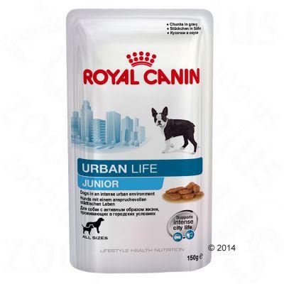 Royal Canin Urban Life Junior – 10 x 150 g