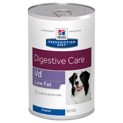 Hill´s Prescription Diet Canine i/d Low Fat Digestive Care Original - 12 x 360 g
