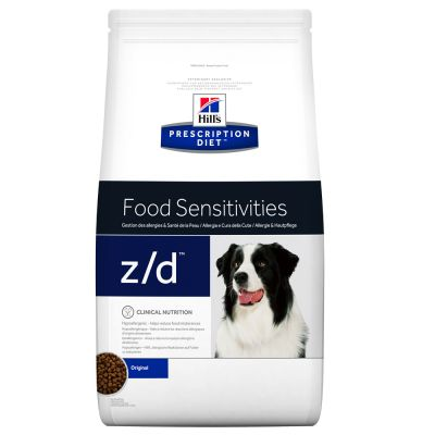 Hill´s Prescription Diet Canine z/d Food Sensitivities - 10 kg
