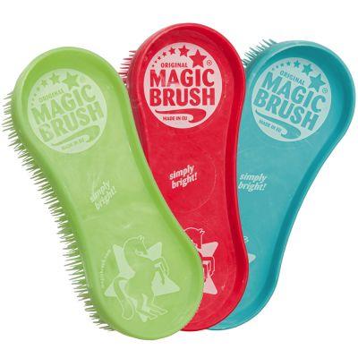 MagicBrush set – Sugar Shake-Edition: ljusgrön/röd/turkos