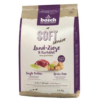 bosch Soft Senior Goat & Potato - 2,5 kg