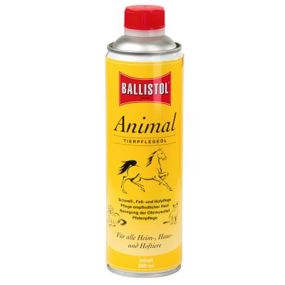 Ballistol Animal – Ekonomipack: 2 x 500 ml