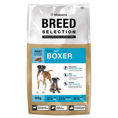 Wildsterne Breed Selection Boxer – 10 kg