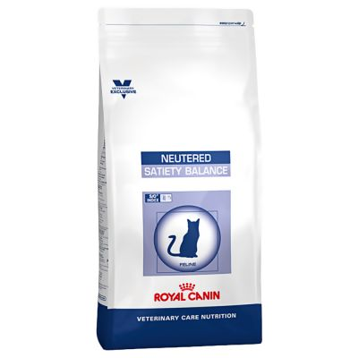 Royal Canin Vet Care Nutrition - Neutered Satiety Balance - 12 kg