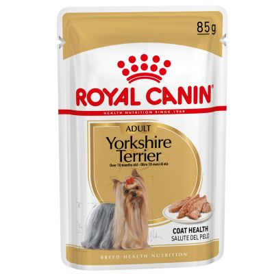 Royal Canin Breed Yorkshire Terrier – 48 x 85 g