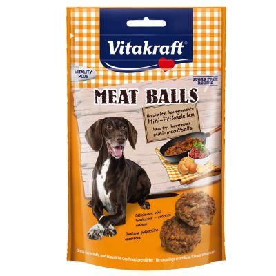 Vitakraft Meat Balls - säästöpakkaus: 2 x 80 g