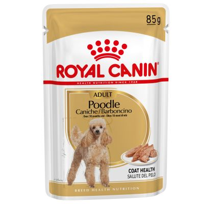 Royal Canin Breed Poodle – 48 x 85 g