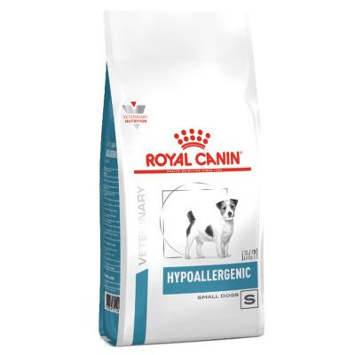 Royal Canin Hypoallergenic Small Dog Veterinary Diet pienso para perros - 2 x 3,5 kg - Pack Ahorro