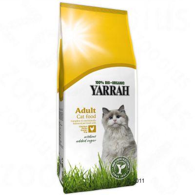 Yarrah Organic med kyckling – 10 kg