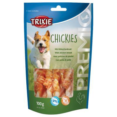 Trixie Chickies - säästöpakkaus: 2 x 100 g