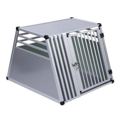 Aluline-autokuljetuslaatikko - L 65 x S 92 x K 65 cm (M-koko)