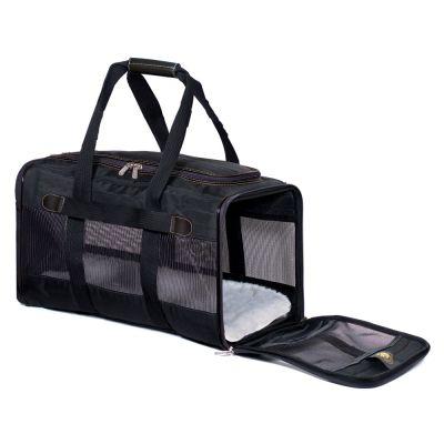 Sherpa® Original Deluxe Pet Carrier - M-koko: P 43 x L 28 x K 27 cm - alle 7,2 kg