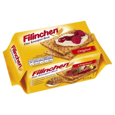 Image of Filinchen Original Knusper-Brot - 3 x 75 g