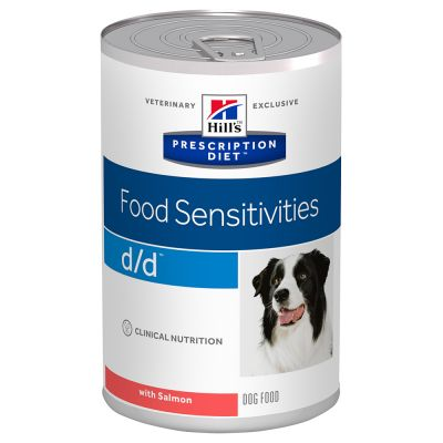 Hill's Prescription Diet d/d Food Sensitivities Hundefutter 12 x 370 g