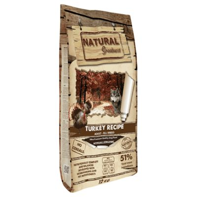 Natural Greatness con pavo - 12 kg
