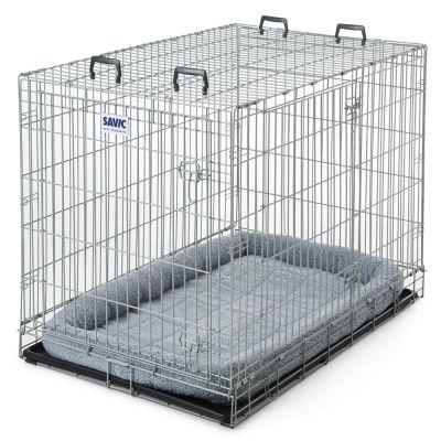 Savic Dog Residence koiranhäkki + tyyny - L 53 x S 76 x K 61 cm