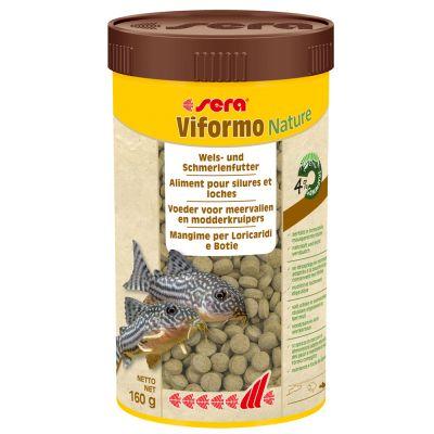 sera Viformo Nature krmivo ve formě tablet -  250 ml