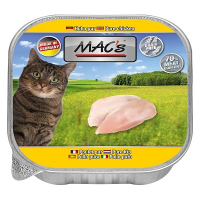 MAC's Cat -rasiat 16 x 85 g - kana