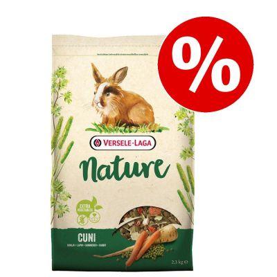 Versele-Laga Nature lemmikinruoka 9 kg erikoishintaan! - Chinchilla 9 kg