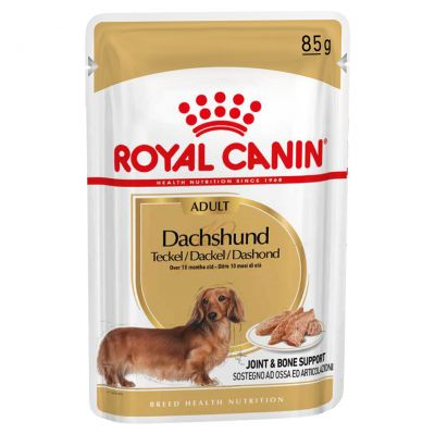 Royal Canin Breed Dachshund – 24 x 85 g