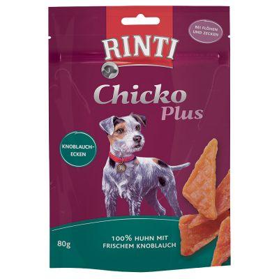 RINTI Chicko Plus triángulos de ajo para perros - 225 g