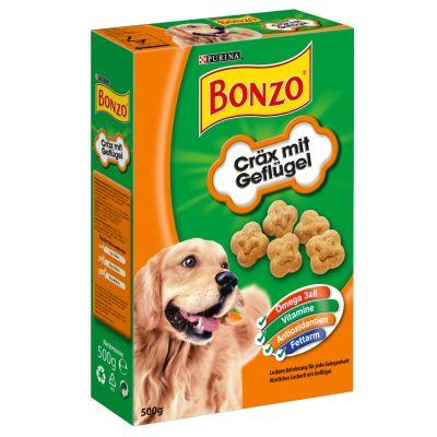 BONZO Cräx mit Geflügel - 500 g