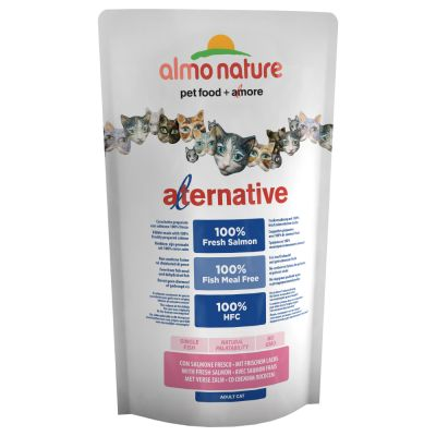 Almo Nature HFC Alternative Cat - with Fresh Salmon - 2 kg