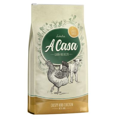 Lukullus A Casa Crispy Herb Chicken - säästöpakkaus: 2 x 10 kg