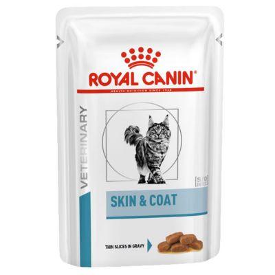 Royal Canin Veterinary Diet Feline Skin & Coat