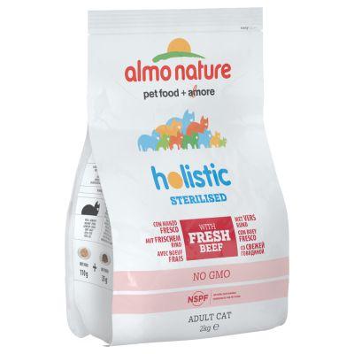 Almo Nature Holistic Sterilised Rind & Reis