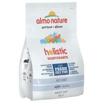 Almo Nature Holistic Oily Fish & Rice – 12 kg