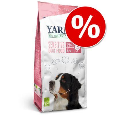 Yarrah 10 / 15 kg pienso para perros ¡a precio especial! - Sin cereales ecológico (10 kg)