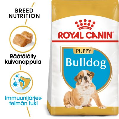 Royal Canin Breed Bulldog Puppy - 12 kg