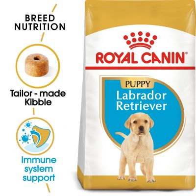 Royal Canin Breed Labrador Retriever Puppy - 3 kg