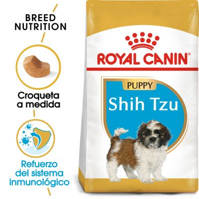 Royal Canin Shih Tzu Puppy - 3 x 1,5 kg -  Pack Ahorro