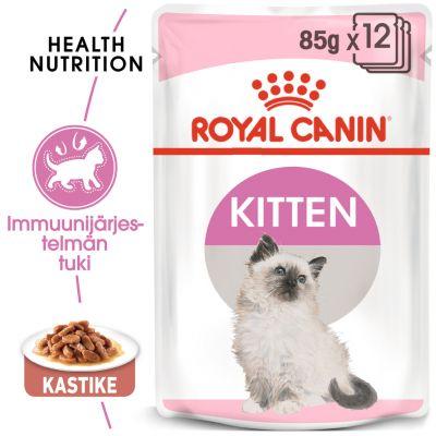 Royal Canin Kitten Instinctive in Gravy - 12 x 85 g