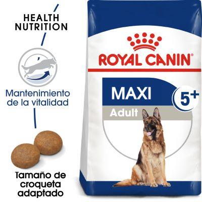 Royal Canin Maxi Adult 5+ - 2 x 15 kg - Pack Ahorro