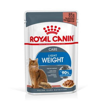 Royal Canin Light Weight Care in Gravy - 12 x 85 g