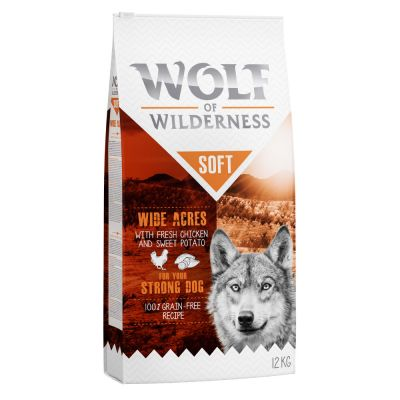 "Wolf of Wilderness ""Soft - Wide Acres"" - Huhn"