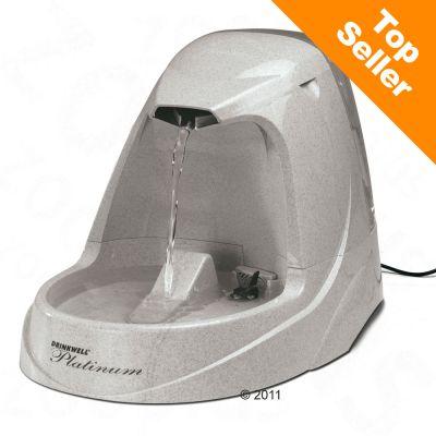 Drinkwell Platinum vattenfontän, 5 liter – 5 liter