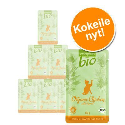 Kokeilupaketti: zooplus Bio 6 x 85 g - Hanhi & kurpitsa (6x85g)