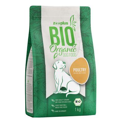 zooplus Bio drůbeží 12 kg